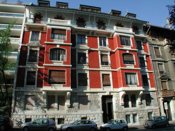 039 / Immeuble Crêts-de-Champel