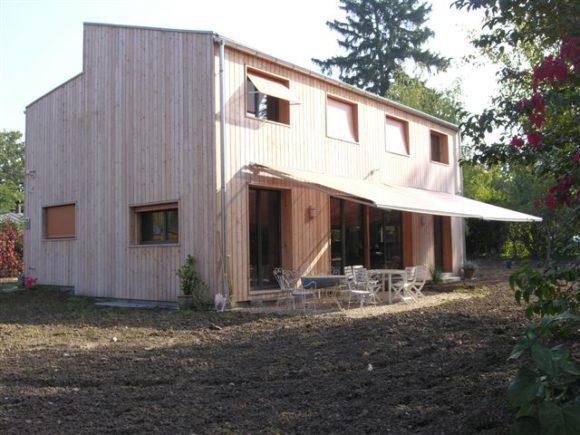 Villa Chêne-Bourg