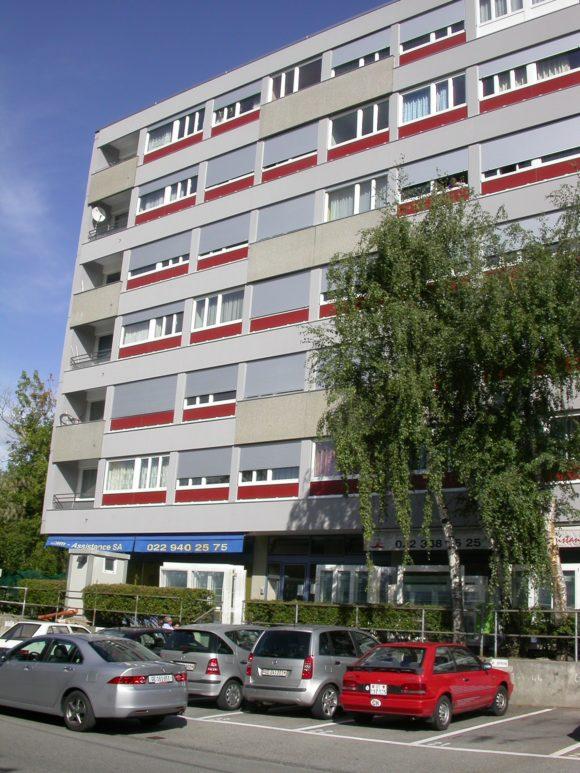 R4007 / Rénovation façades de 3 immeubles