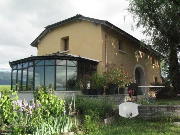 Maison individuelle Satigny