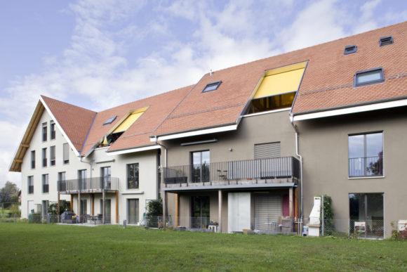 Habitat du Tilleul expertise énergétique