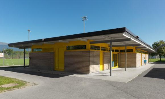 306 / Rénovation vestiaires Stade Louis-Rendu