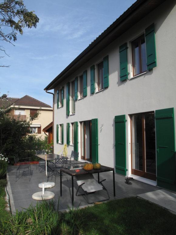 159 / Maison individuelle Perly-Certoux