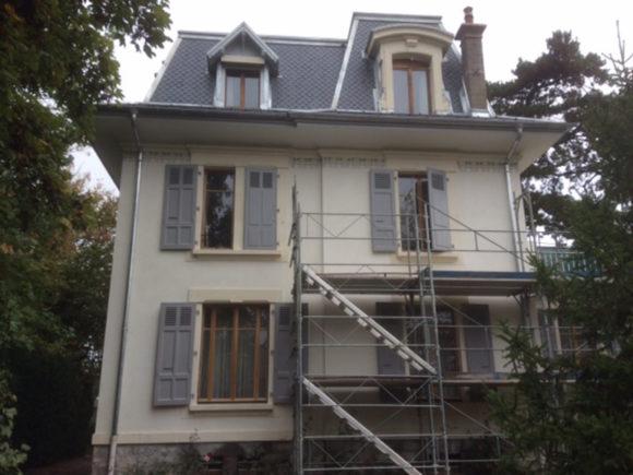 355 / Rénovation d'une Maison de Maître