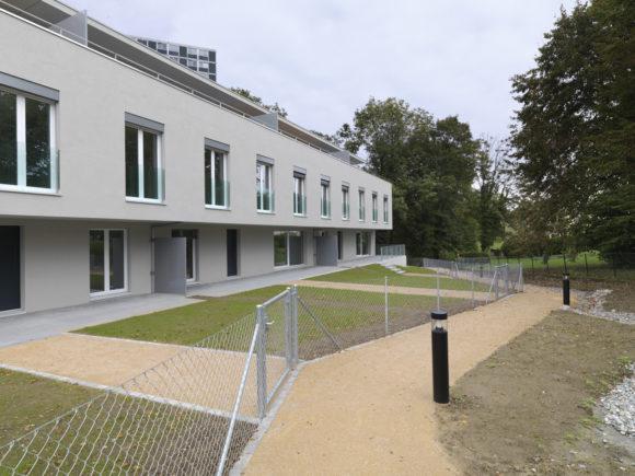 8 logements Minergie P-Eco Grebattes expertise énergétiques