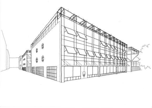 Concours rénovation École de Pâquis-Centre