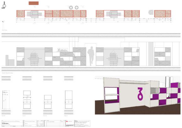356 / Rénovation Rue du Clos