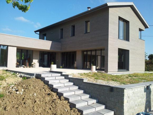 005 / Villa individuelle Borsky