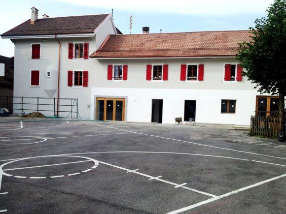 École de Céligny expertise énergétique