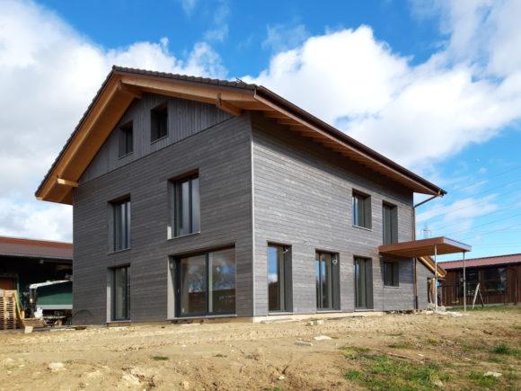 248 / Cugy - Construction d'une maison familiale