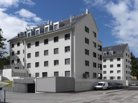 148 / 4 immeubles 38 logements