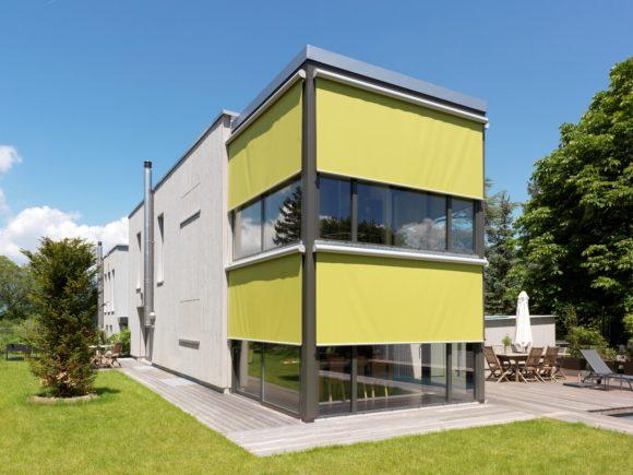 2 villas Bernex expertise énergétique