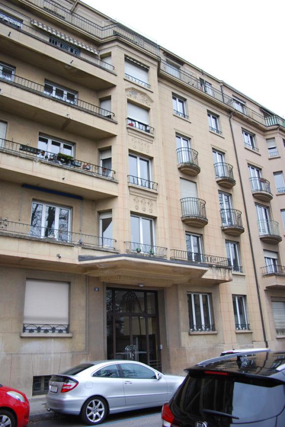 433 / 2 immeubles Beau-Séjour
