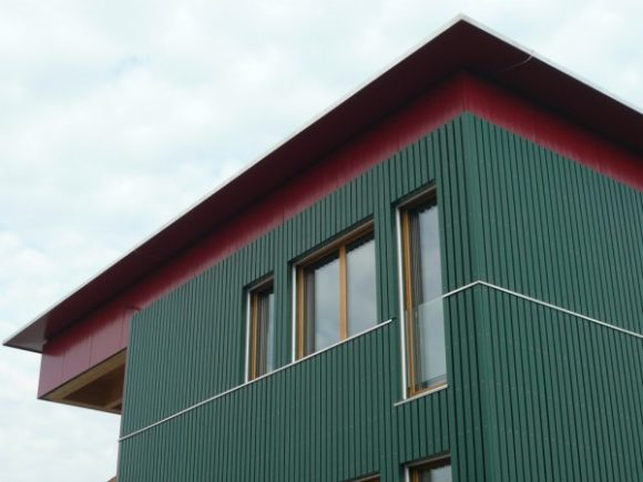 Bâtiment multifonction Bernex