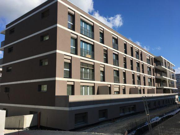 8 appartements Laconnex