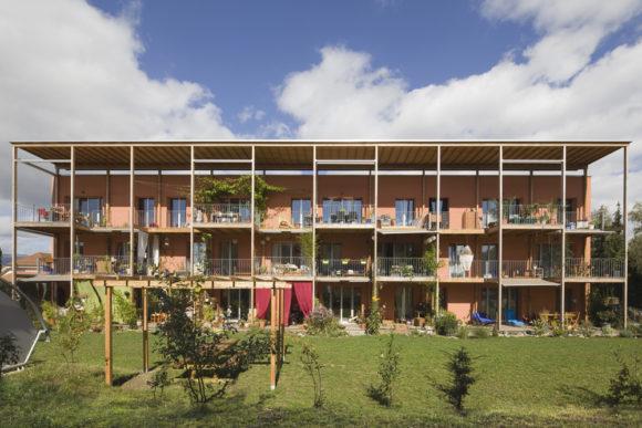 185 / Confignon - SCHS - Construction d'une coopérative d'habitation