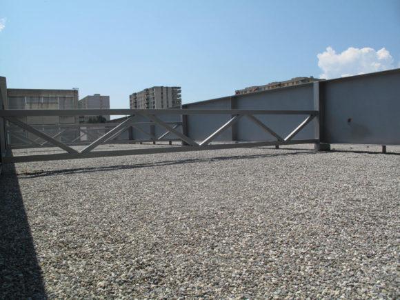 314 / Rénovation de la toiture d'un gymnase à Meyrin