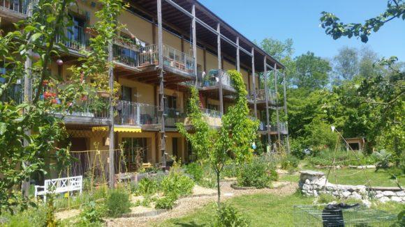 185 / Confignon - Equilibre - Construction d'une coopérative d'habitation