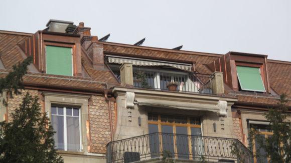 372 / Genève – Rénovation de 3 immeubles avenue Gaspard-Vallette