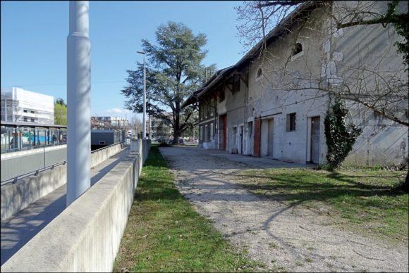 E380 / Meyrin - Rénovation d'une ferme urbaine