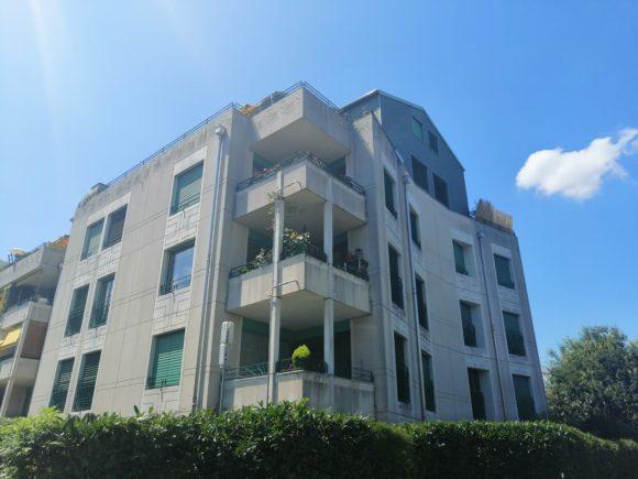 E368 / Thônex - Rénovation d'un immeuble de logements