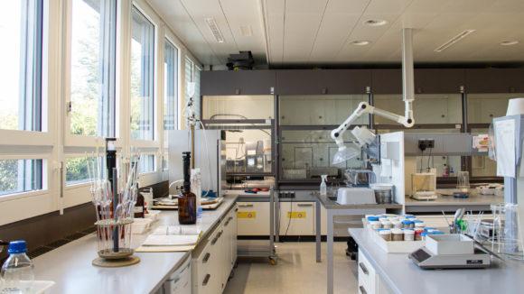 490 - Lullier – Rénovation du laboratoire IRS 14 de l'Hepia